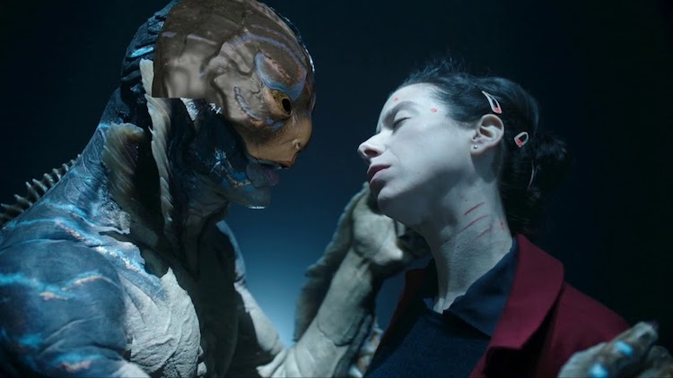 A Brilliant Look Behind the Scenes of the Visionary Guillermo Del Toro Film 'The Shape of Water'