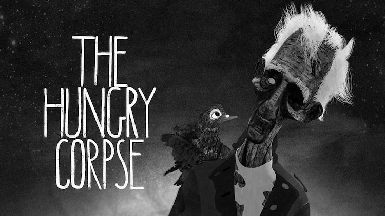 A Hungry Corpse Befriends a Lonely Pigeon With a Broken Wing In a Beautifully Animated Tale