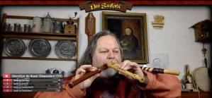 Three Flutes
