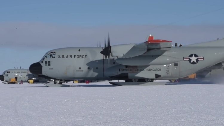 USAirforce Antarctica