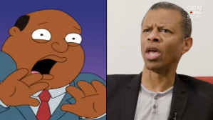 Voice Actor Phil LaMarr Talks About His Career in Cartoons and His Appearance in Pulp Fiction