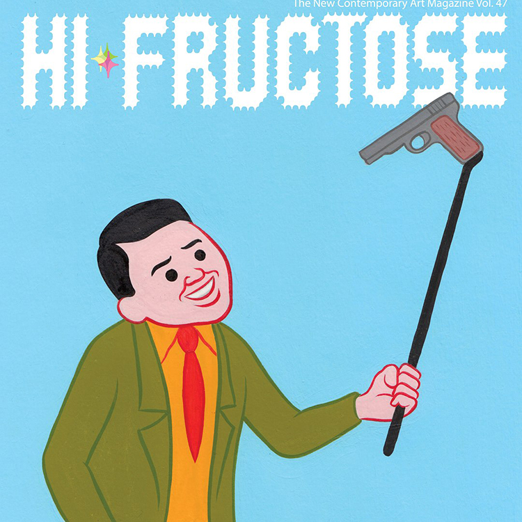 Volume 47 of Hi-Fructose The New Contemporary Art Magazine