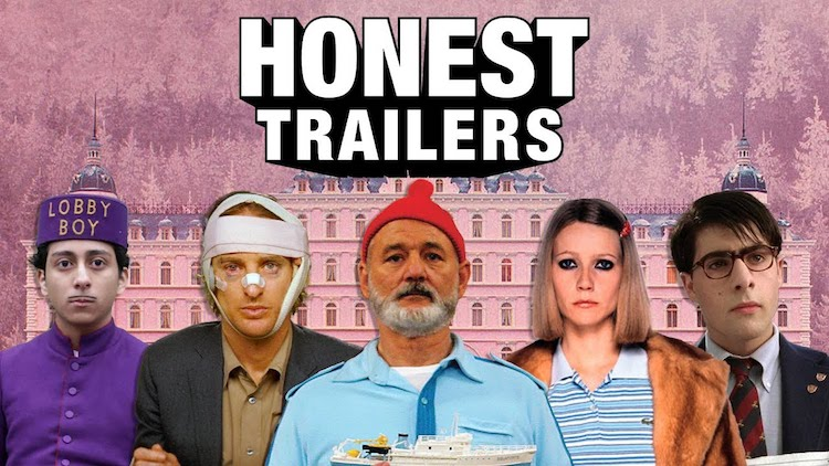 An Honest Trailer That Revisits the Common Themes That Appear in Every Wes Anderson Film