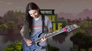 A Heavy Metal Cover of the 'Fortnite' Theme Song