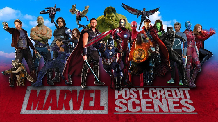All The Marvel Cinematic Post-Credits Scenes Compilation