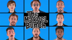 Avengers Infinity War Cast Sings The Marvel Bunch