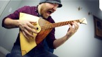 Balalaika Metal Rob Scallon