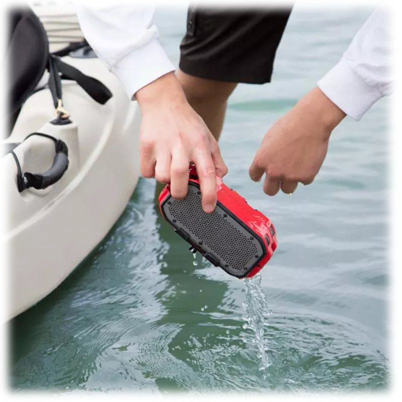 Braven Ultra-Rugged Waterproof Bluetooth Speaker