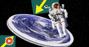 Chris Hadfield Flat Earth