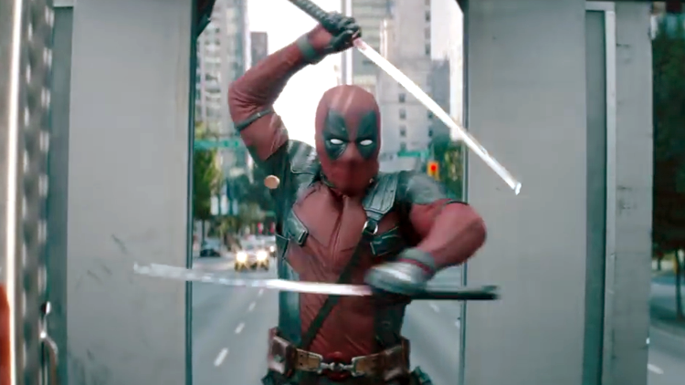 Deadpool and His X-Force Goons Take on One-Eyed Willy in the Final Deadpool 2 Trailer