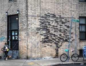 Fossil Brick Tree Brooklyn
