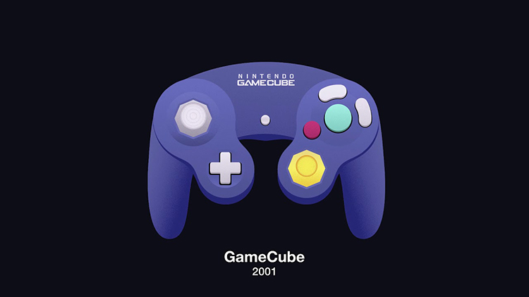 History of Game Controllers