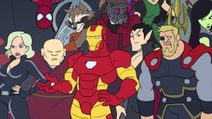 Infinity War of Infinite Avengers