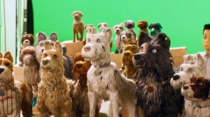Isle of Dogs Puppets