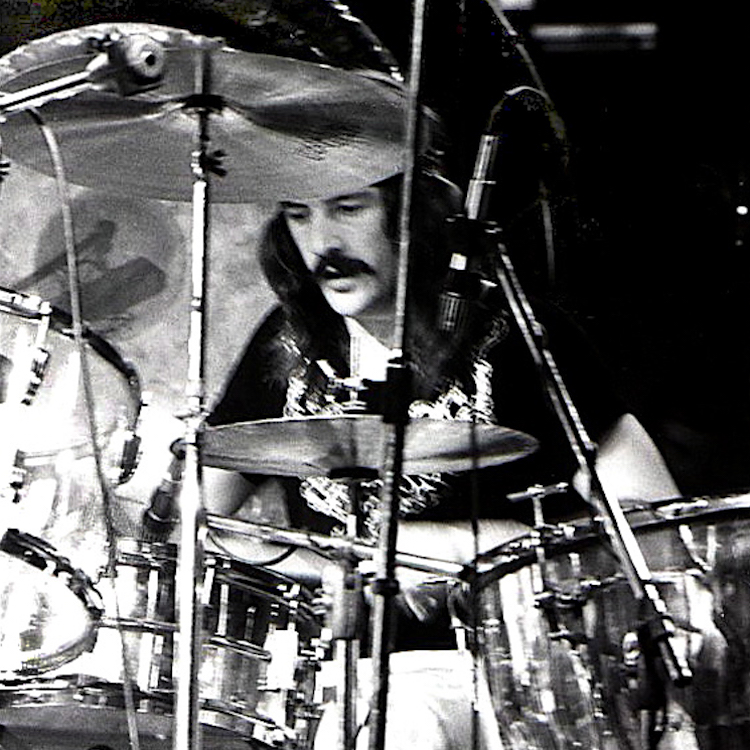 How John Bonham's Habit of Playing With the Guitar Rather Than Bass Made Him Such a Great Drummer
