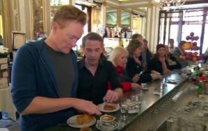 Jordan Mansplains Espresso to Conan