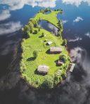 Kotisaar Island Lapland Summer