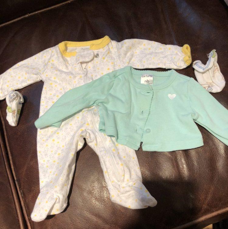 Senator Tammy Duckworth Ensures Her Newborn Baby Is Dressed In Accordance With Senate Rules