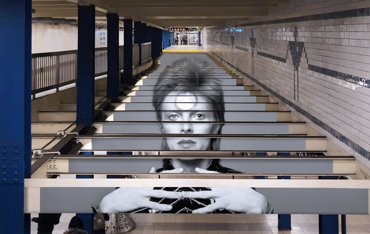 Perspective David Bowie