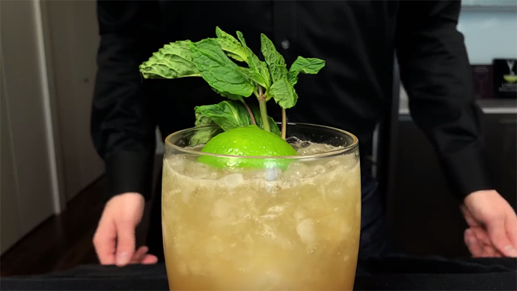 Recreating Cocktails From the Marvel Universe
