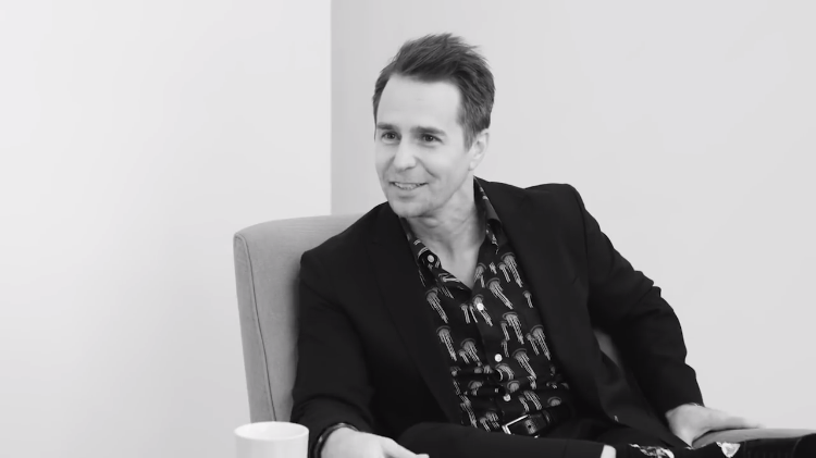 Sam Rockwell Explains the Challenge of Playing a Childlike Character Like Dixon in 'Three Billboards'