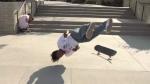 Skateboarder Na-kel Smith Magically Rolls Out of a Crash With Ease
