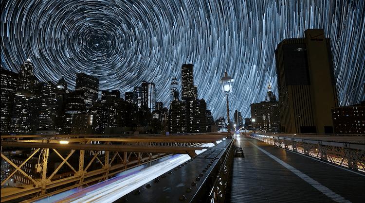 Skyglow NYC