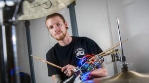 The Cyborg Drummer