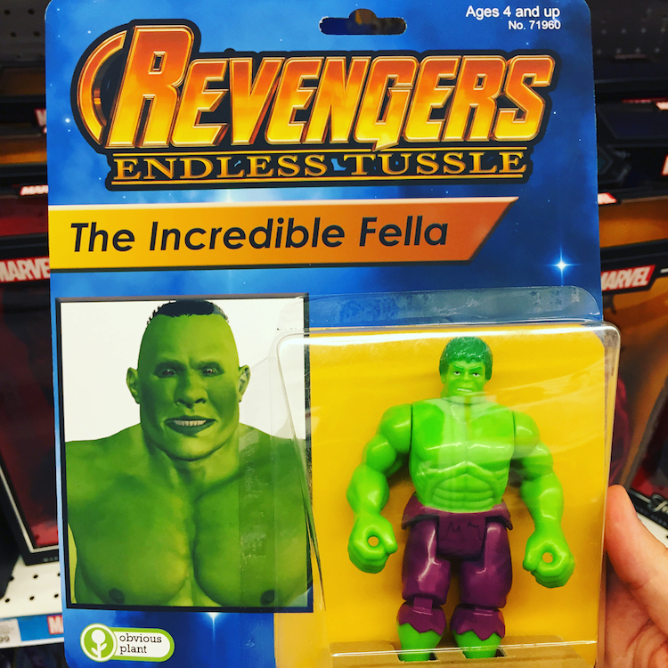 The Incredible Fella