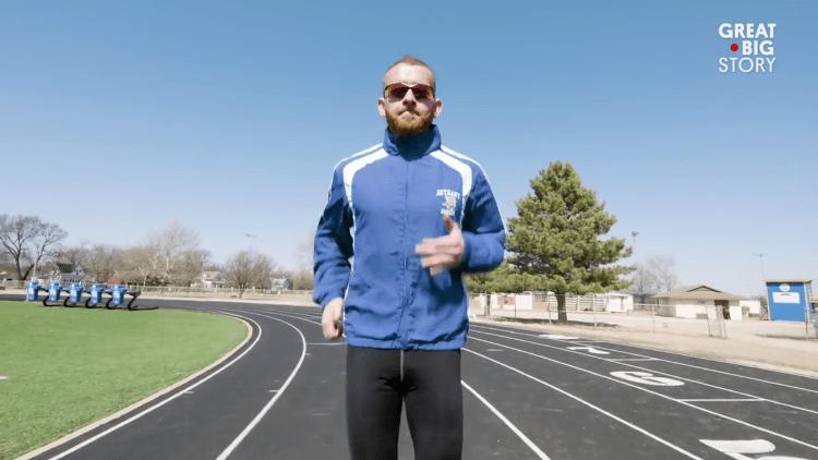 The World's Fastest Backwards Runner