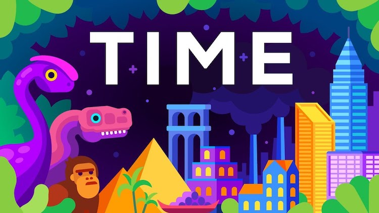 Time History Future of Everything
