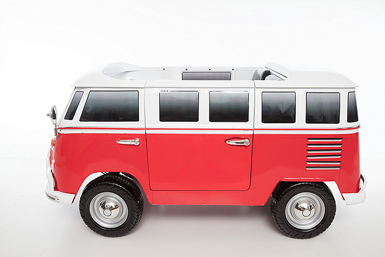 Retro volkswagen t1 camper van ride on for kids volkswagen t1 camper van battery powered ride on for kids thecheapjerseys Choice Image