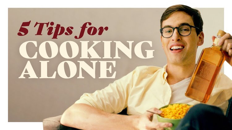 Five Helpful Tips That Make the Most of Cooking for a Lonely Party of One