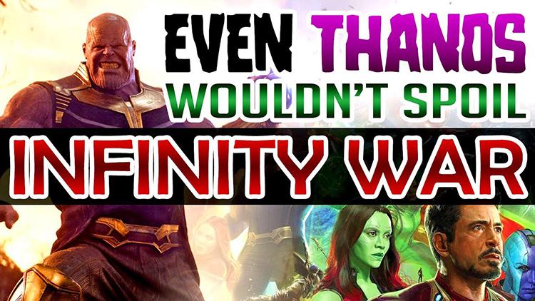 Avengers Parody Spoilers