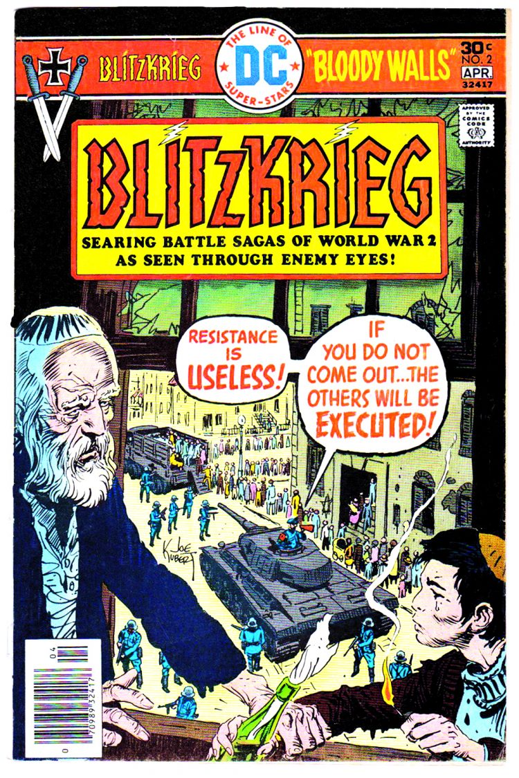 Blitzkrieg #2 March-Apr 1976