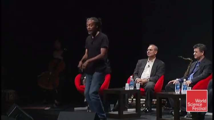 Bobby McFerrin Jumping on Stage Pentatonic Scale