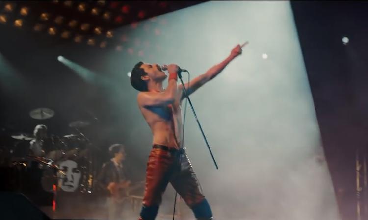 Rami Malek Captures the Creative Vitality of Freddie Mercury in the Trailer for 'Bohemian Rhapsody'