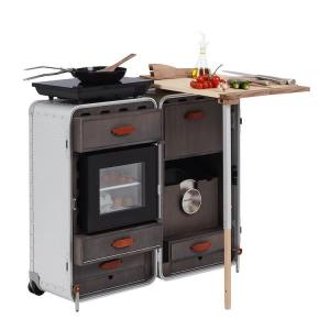 Cook Station Suitcase