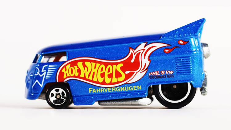 The Evolution of Hot Wheels Over the Past 50 Years