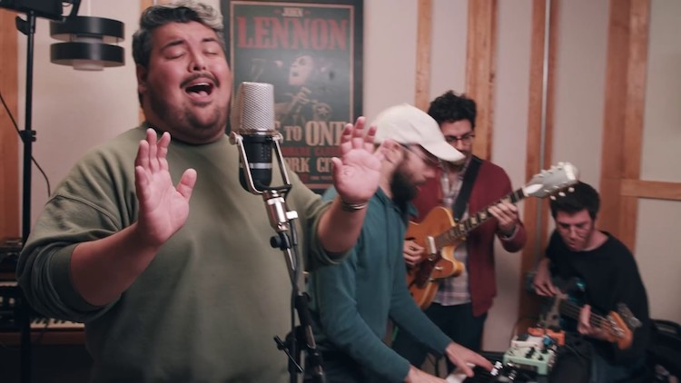 Scary Pockets Perform a Funked Up Cover of the Classic Guns N' Roses Song 'Sweet Child O' Mine'