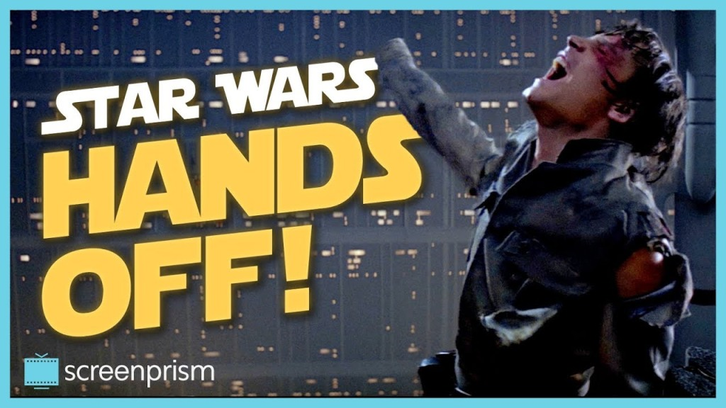 The Disarming Masculine Symbolism Behind the Repeated Hand Amputations in Star Wars Films