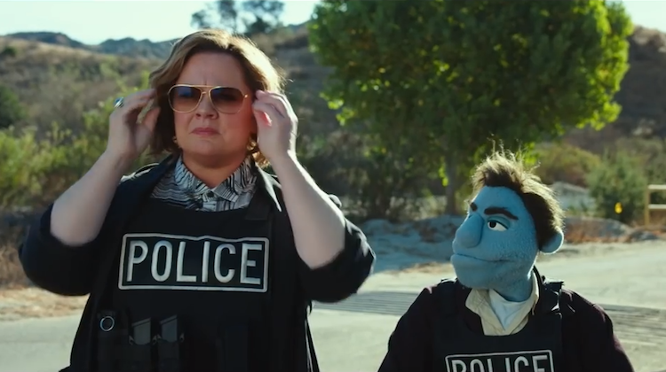 Melissa McCarthy Investigates Muppet Killings in the Highly Irreverent Film 'The Happytime Murders'
