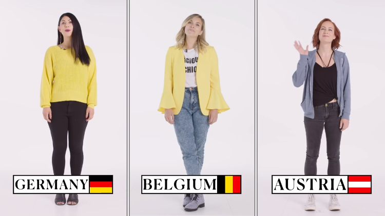 70 People From Around the World Show How They Traditionally Say Hello and Goodbye in Their Country