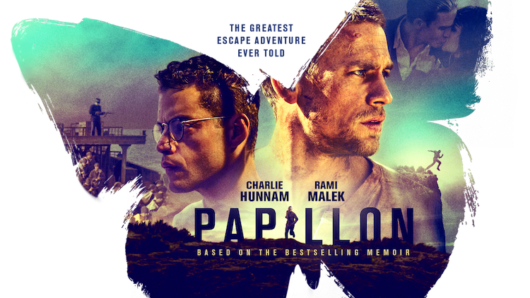 Charlie Hunnam and Rami Malek Plan to Escape From a French Guiana Prison in Remake of 'Papillon'