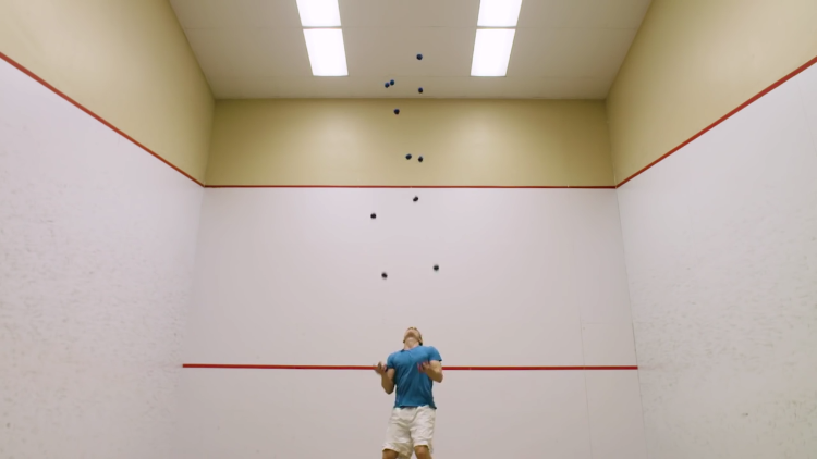 Why It's Almost Impossible to Juggle 15 Balls at One