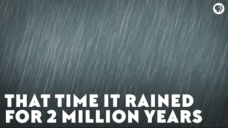 Why Rain Constantly Fell for Two Million Years During the Earth's Late Triassic Period