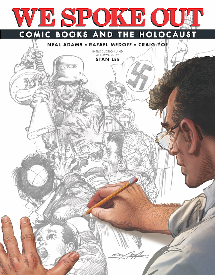 We Spoke Out, A Powerful Compilation of Classic Comics About the Atrocities of the Holocaust