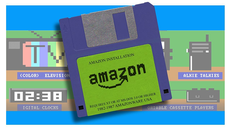 What Amazon Would Have Been Like in the 1980s