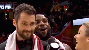 A Hilarious Bad Lip Reading of Moments From the 2017-2018 NBA Season