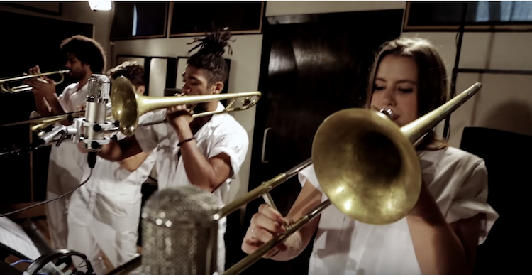 An Incredible Brass Band Cover of the Iconic Rage Against the Machine Anthem 'Killing In the Name'